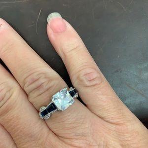New! Retro/Vintage Silver Ring
